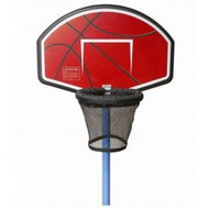 Баскетбольный щит для батута DFC ZY-BAT кольцо в комплекте, фото 1